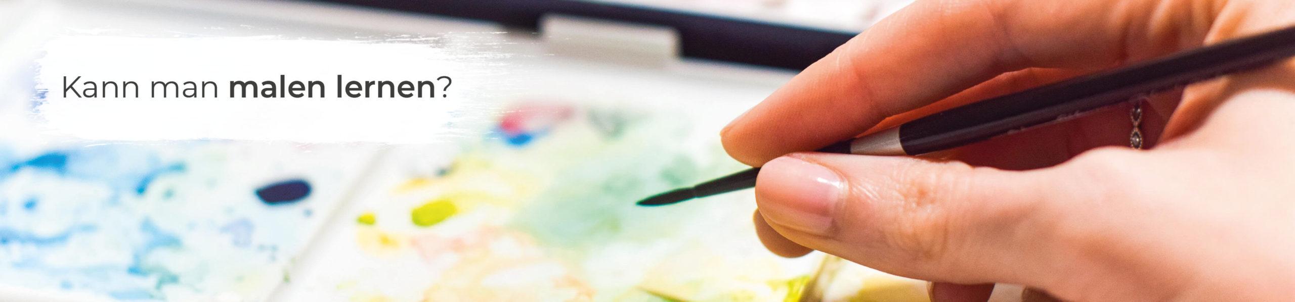 Kann man malen lernen?